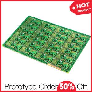 Flex-Rigid 6 Layer Impedance Immersion Gold PCB pictures & photos