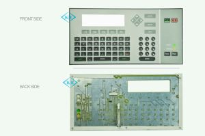 PCB Circuit with Stainless Steel Back Panel pictures & photos