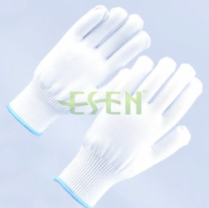 13 Gauge High Quality Polyester Construction Gloves /Cut Resisitant Gloves Manufacturer in China pictures & photos