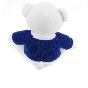 Stuffed Animals Wearing Sweater Teddy Bear Plush Manufacture pictures & photos