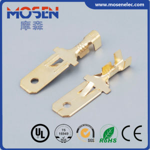 Blade Connector Terminal Press Electric Connector DJ611-7.8*0.8b Binding Post pictures & photos