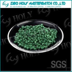Raw Materials Pigment Plastic Green Color Master Batch
