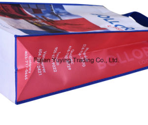 Non Woven Tote Shopping Bag with Customized Printing pictures & photos