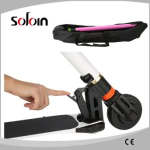 Folding 2 Wheel Carbon Fiber/Aluminum Alloy Self Balance Electric Scooter (SZE250S-6) pictures & photos