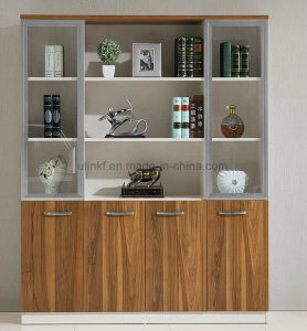 File Cabinet Office 4 Doors Wooden Cabinet (HX-NCD259) pictures & photos