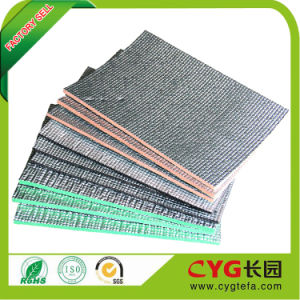 Wall Insulation Materials PE Foam Aluminum Foil pictures & photos