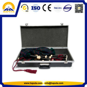 Black Aluminum Bagpipe Flight Instrument Case (HF-7005) pictures & photos