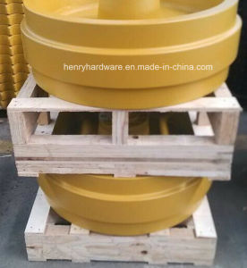 Supply Various Guide Idlers for Excavator pictures & photos