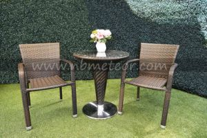 Outdoor Rattan Table and Rattan Chairs pictures & photos