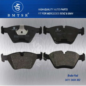 Bmtsr Brake Pads (Front & Rear) Fit for BMW E46 330I 300ci 330xi X3 34113404362 pictures & photos