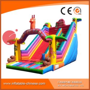 2017 Happy Park Inflatable Gigraffe Slide (T4-249) pictures & photos