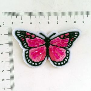 High Quality Custom Made Embroidery Patch pictures & photos