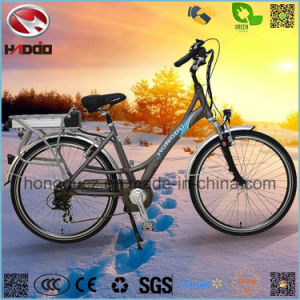 250W Cheap Ebike Electric Motor City Road Scooter for Adult pictures & photos