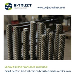 Btrust Planetary Roller Extruder with German Screws and Barrel pictures & photos