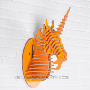 New Strange Interior Decoration Timber Wall Hanging Ornaments pictures & photos