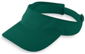 Mesh Fabric Sun Visor Cap - Green pictures & photos