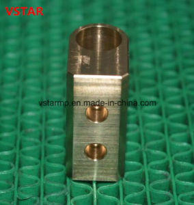 High Precision CNC Machining Brass Part as Accessories Hardware pictures & photos