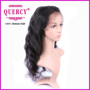 Peruvian Virgin Remy Body Wave Hair 360 Lace Frontal pictures & photos