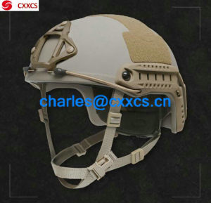 (FAST) Good Quality Bulletproof, Ballistic Helmet (NIJ IIIA) pictures & photos