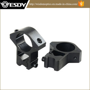 Esdy 4-16X40e Optics Hunting Rifle Scope for Airsoft Military pictures & photos