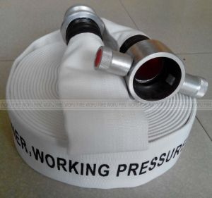 High Pressure Rubber Liner Fire Hose with Coupling pictures & photos