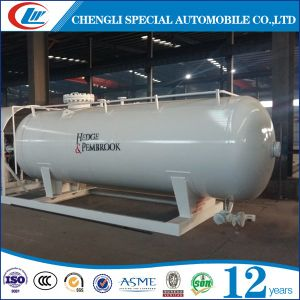 10t 20cbm LPG Gas Filling Skid Station pictures & photos