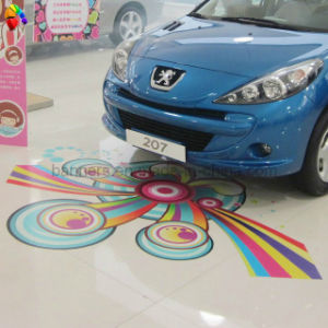 Pag Anti Skid Floor Sticker Tea Table Decor Removable Waterproof Floor Decal Home Decor Improvement pictures & photos