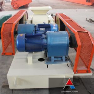 3-5thp Stone Crusher Plant Hydraulic Roller Crusher/ Crushing Equipment Machine pictures & photos