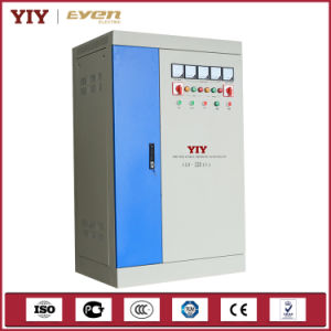50kVA 3 Phase Automatic Voltage Regulator Servo Motor Control pictures & photos