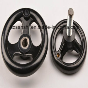 Factory Supply Black Auto Parts Screw Handwheel pictures & photos