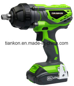 18V Cordless Impact Wrench with Square Head (TKLT04)