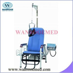 Cervical and Lumber Traction Bed with Three-Dimensional Traction pictures & photos
