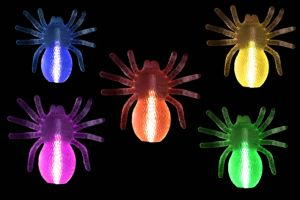 New Animal Toys Glow Spider for Halloween pictures & photos