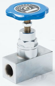 High Pressure Hydraulic Shutoff Valve pictures & photos