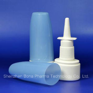 15ml Pet Bottle with Nasal Pump and shipping lock pictures & photos