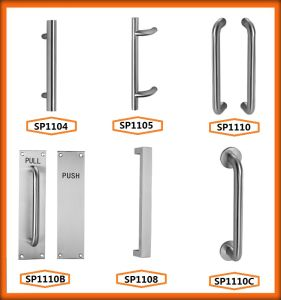China Commercial Door Pull Handles pictures & photos