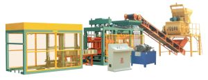 Block Making Machine (QTJ4-40) /Brick Making Machine pictures & photos