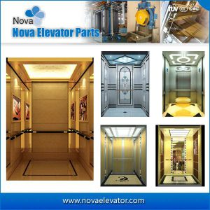 Safe Passenger Elevator Lift, 630kg-800kg, Ce Certificated pictures & photos