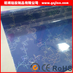 High Gloss Grain Design PVC/Pet Decorative Film pictures & photos
