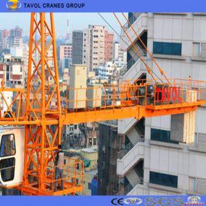 7055 Construction Equipment Tower Crane 70m Jib Length Tower Crane pictures & photos
