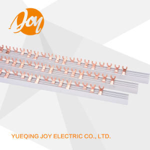 High Quality Pin/U Type Electrical Copper Busbar pictures & photos