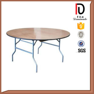 High Quality Low Price Indoor Folding Table (BR-T084) pictures & photos
