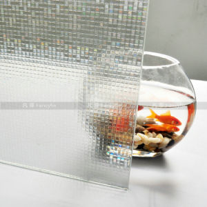 Static Cling Window Film 3D Series-S162 pictures & photos