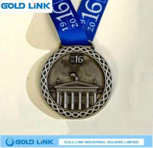 Antique Bronze Medal Custom Metal Medallion Crafts Souvenir pictures & photos