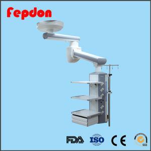 ICU Double Ce Gas Ot Pendant for Endoscopy (HFP-DS240 380) pictures & photos