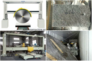 Block Machine for Granite Marble Slab Diamond Saw Dq2800 pictures & photos