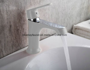 Innovative Fashion Style Brass Colorful Basin Faucet Cold and Hot Water pictures & photos