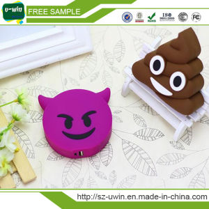 New Arrival Wholesale Cheap Unicorn Emoji Powerbank pictures & photos