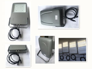 72PCS Philips 3030 LED 140lm/W Rechargeable LED Solar Floodlight pictures & photos