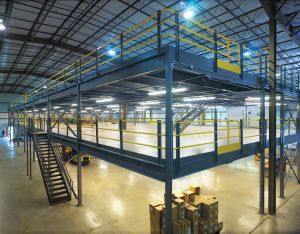 Warehouse Storage Multi-Levels Picking Mezzanine pictures & photos
